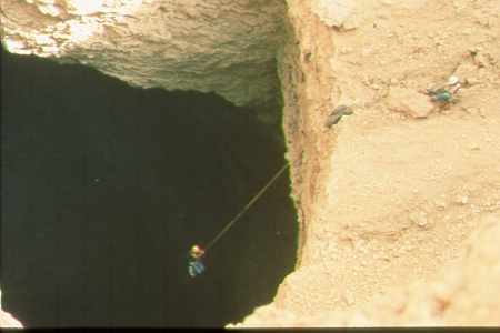 On Rope in the Dharb Al Najem