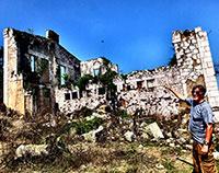 Visit to Amparo Mine Ghost Town
