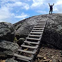La Piedra Gorda - Fat Rock of Tapalpa