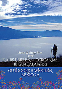 Outdoors in Western Mexico 2 - book
