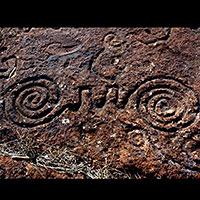 Petroglyphs of Presa de la Luz