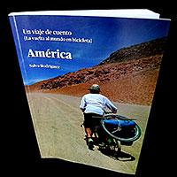 Salva Rodriguez crosses America by bicycle